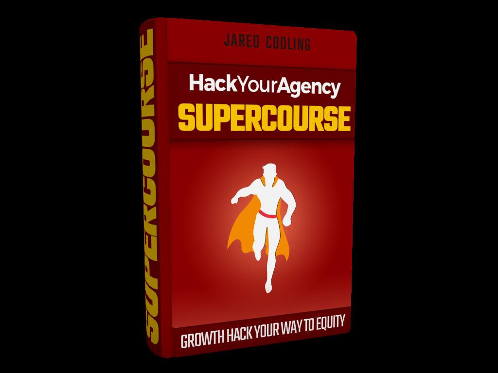 Jared Codling – Hack Your Agency Super Course boxshot transparent